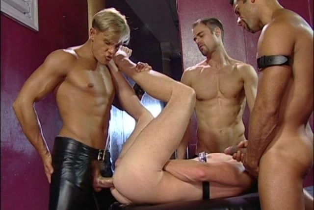 Dominant topp gay Porr