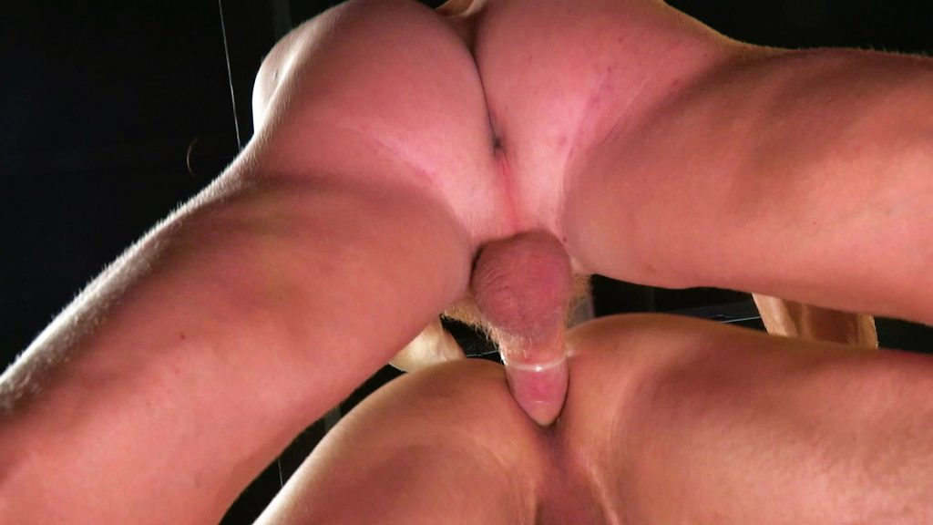 Johnny V Roman Todd Safe Gay Anal Sex