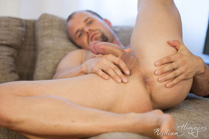 hard cock and tight daddy butt hole
