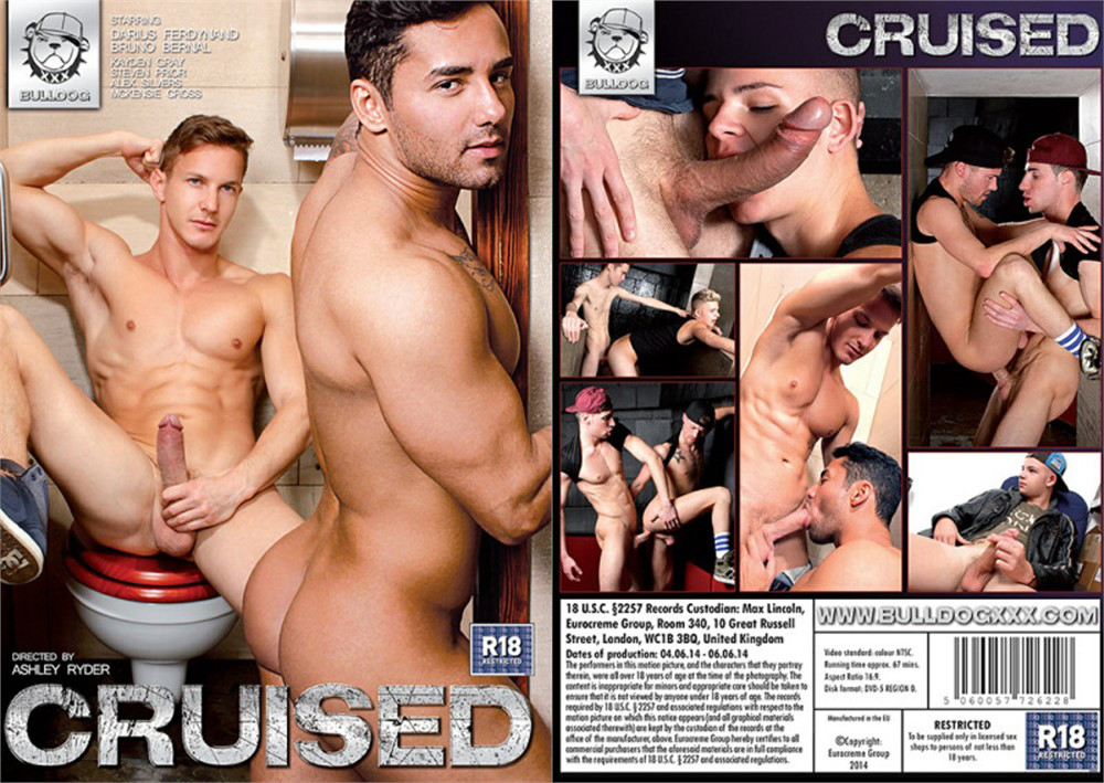 CRUISED DVD by Ashley Ryder