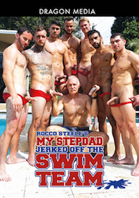 Rocco Steele's My Stepdad Jerked Off The Swim Team dvd