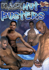big black cocks in black nut busters dvd from East Harlem Productions