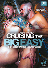 Cruising the Big Easy DVD