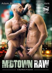 Midtown Raw dvd from Skyn Men