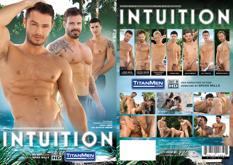 Intuition DVD from TitanMen at TLA Video