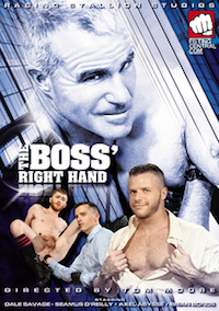 The Boss' Right Hand Man DVD