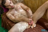 Marcus Rivers dildo video