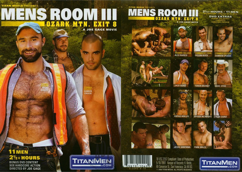 Mens Room III Ozark Mtn Exit 8
