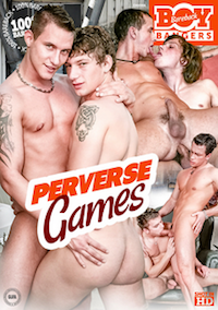 Perverse Games DVD