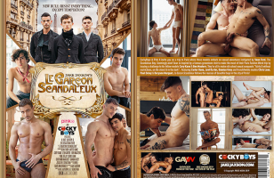 Click to watch Le Garcon Scandaleux gay porn dvd
