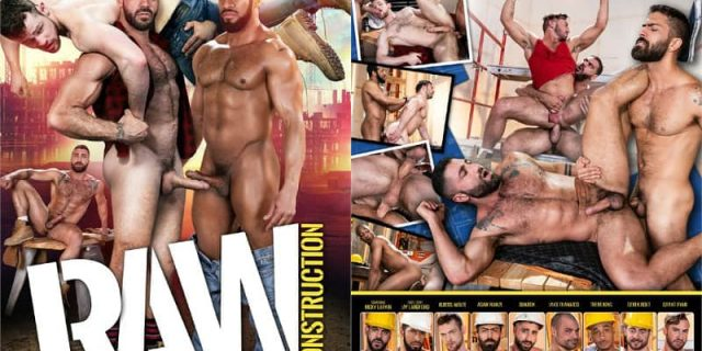 Click to watch Raw Construction gay porn DVD