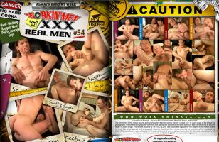 click to watch Real Men 54 dvd at TLA video