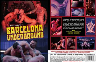 Click to watch Rocco Steele's Barecelona Underground at TLA Unlimited