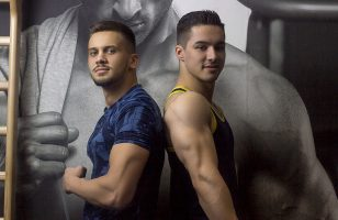 Click to watch Aiden Hask & Julian Bradly on cam