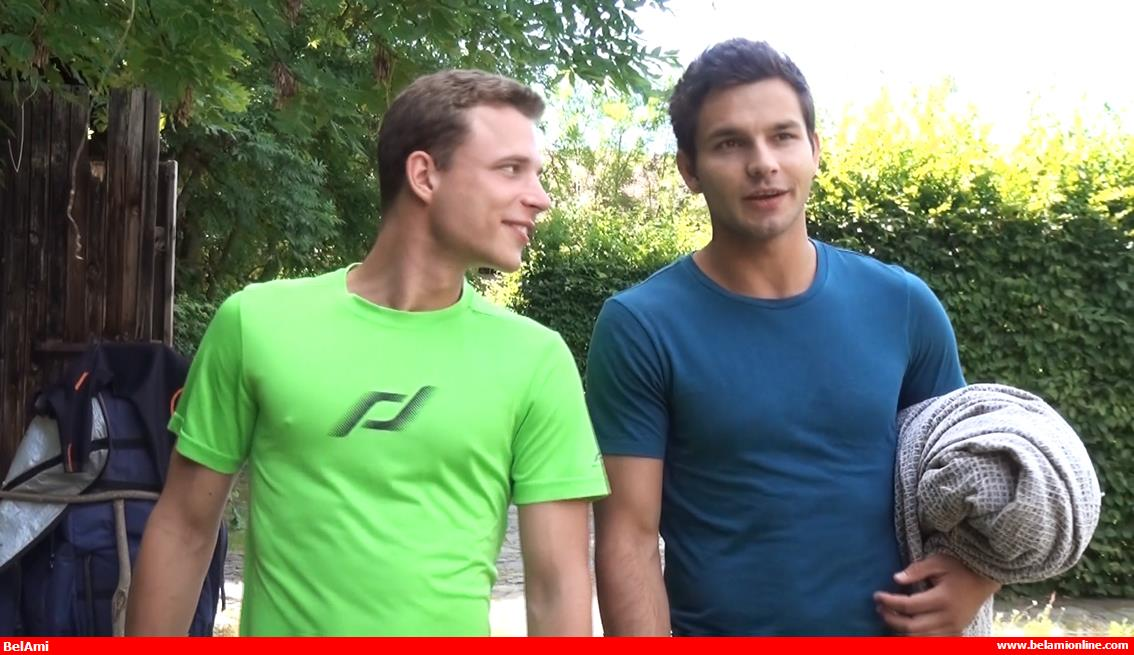 Click to watch Marc Ruffalo and Jonas Miller at Bel Ami Online