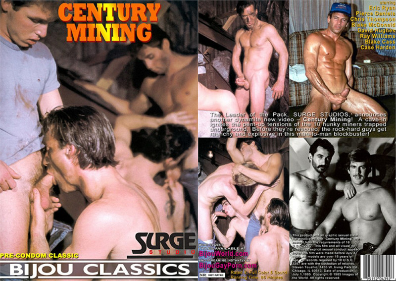 Click to watch Century Mining at TLA Gay Unlimited
