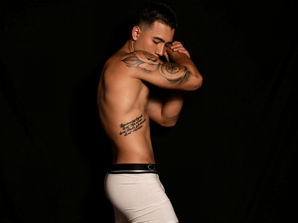 Ryan Kingston Live Gay Chat Model