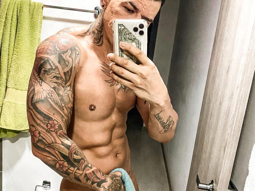 Dante Jordan Flirt4Free